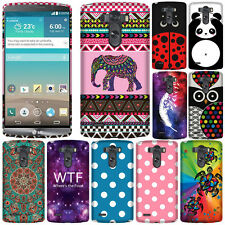 For AT&T LG G3 D850 D851 LS990 VS985 Case Accessory HARD Cover Protector Turtle