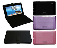 "Tablet 9"" Android 4.0 OS Capacitive Dual Camera 1.2Ghz MID PC w/ Carrying Case"