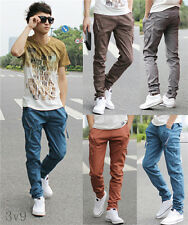 New Summer Fashion Slim Tootsies Casual Pants Men's Harem Pants Sports Trousers