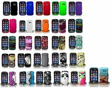 LG Extravert 2 VN280 Hard Case Snap-on Phone Cover +Free Screen Protector