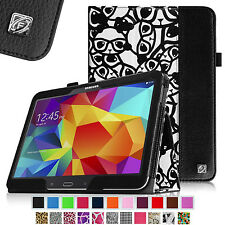 Fintie Folio PU Leather Case Stand Cover for Samsung Galaxy Tab 4 10.1 Tablet