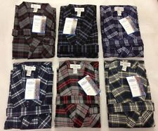 New Acura Men's FLANNEL ROBE,Multi Color's,Size M-L-XL-2XL!COMING IN A GIFT BOX!