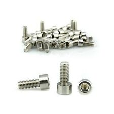 Wholesale Lot Bicycle Bike Water Bottle Carbon Cage Bolt Screws Stainless Steel