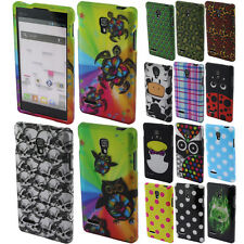 For T-Mobile LG Optimus L9 P769 Case Accessory HARD Cover Shield Moo Moo Cow