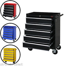 LARGE ROLLCAB GARAGE PROFESSIONAL TOOL CHEST BOX WITH BALL BEARING SLIDE DRAWER