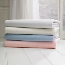 Cot Bed 100% Cotton Jersey Fitted Sheet Toddler Bed Size 140cm x 70cm New!