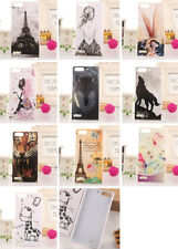 Accessory Cute Design Hard Case Protection Back Skin Cover For Huawei Ascend G6