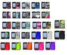 LG Optimus Dynamic II 2 LG39C L39C Hard Phone Cover Case+Free Screen Protector