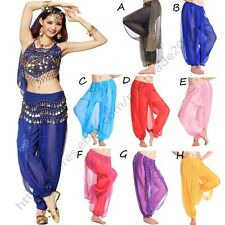 Tribal Belly Dance Yoga Costume Pants Bloomers Trousers Harem Pants