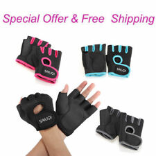 Womens MANS Weight Lifting Gloves Fitness Glove Gym Exercise Training