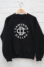 Cameron Dallas jumper youtube funny music vine viral bae blogger hoodie K435