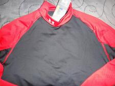"""UNDER ARMOUR """"COLDGEAR"""" FITTED MOCK SHIRT XL L M MEN NWT $59.99"""