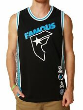 Famous Stars And Straps Men's Static Jersey Tank Top