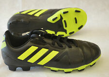 ADIDAS NITROCHARGE 3.0 TRX FG FOOTBALL BOOTS BLACK KIDS SIZE 1 TO 5 BNIB