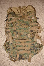USMC DIGITAL MARPAT ILBE Marine Corps Main Pack Prepper BUGOUT bag