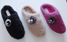 Soft Furry Warm Comfy Girl Lady Women House Winter Slippers Indoor Shoes 67726