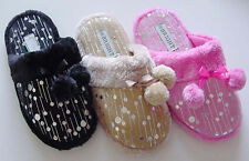 Soft Furry Warm Comfy Girl Lady Women House Winter Slippers Indoor Shoes 66711