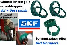 SKF Fork Parts KTM 450 EXC 2003 - WP 48 Oil + Dust Deals Heavy Duty Dirt Scraper