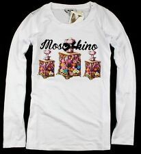 Love 19779 Lady's Flowers Perfume Bottle Moschino T-shirt 2 Colors Sz S/M/L/XL