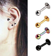 Preventing allergy fashion Titanium Steel Earrings Ear stud ( a pair )