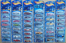 2003 Hot Wheels Choice Lot All Different With Variations #13 To #70 Lot 1 of 3