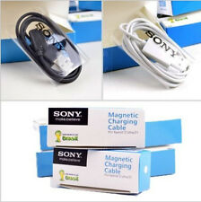 New USB Cable Magnetic Charger Port Adapter for Sony Xperia Z2,Z1,Z1MINI,Z1
