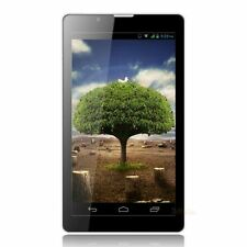 "7""Inch Android Tablet PC Quad Core Dual SIM Card Dual Camera WIFI+3G Call Phone"