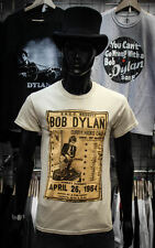 BOB DYLAN Official Uni-Sex Tee Shirt Various Sizes FLYER New