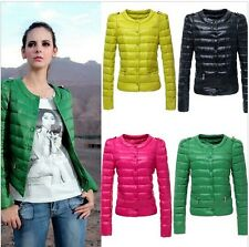 Ladies Fashion down coat Winter outerwear women thick jackets Parka Overcoat