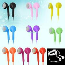 EARPHONE HEADSET HEADPHONE WITH MIC FOR IPOD TOUCH NANO VIDEO IPHONE 4S 4G 4 3G