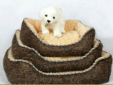 New Warm Soft Fleece Puppy Pet Dog Cat Bed House Nest Mat Cushion Extra Large