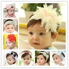 Cute Baby Kid Girl Toddler Hairband Bow Flower Headband Hair Accessories 0054