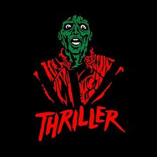 "Michael Jackson ""Thriller"" T-Shirt - All Sizes"