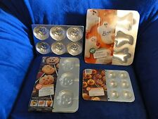 NEW VINTAGE RETIRED WILTON PUMPKIN & GHOST PANS YOU PICK FROM FOUR KINDS