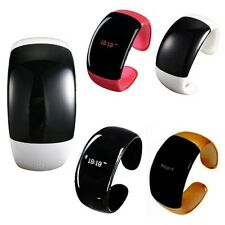 OLED BT 3.0 Smart Wrist Watch Phone Bracelet for IOS Android Samsung iPhone HTC