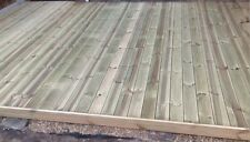 Decking Kit timber boards garden Various Sizes, Bespoke options available.