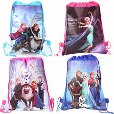 Disney Backpack Frozen Swimming Clothes Environmental PE Toy Drawstring Bag 2014