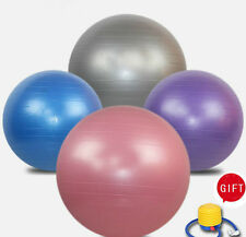65cm Exercise Fitness Aerobic Ball for GYM Yoga Pilates Pregnancy Birthing New