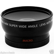 Professional Wide Angle Lens for Digital Cameras and Digital SLRS