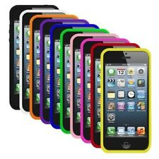 New Silicone Soft Rubber Skin Cover Case for Apple iPhone 4s / iPhone 4