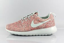 WOMENS NIKE ROSHERUN PRINT ORANGE SEA SPRAY ROSHE RUN 599432-800 NEW SIZE:6-11