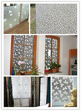 Free Shipping Privacy Frosted Glass Window Film Self-adhesive 45/60/90*100cm