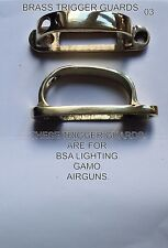 BRASS TRIGGER GUARDS.For GAMO and some BSA