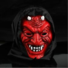 Ghost Monster Devil Mask Halloween Costume Party Cosplay Props Head Face Protect