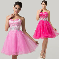 PRINCESS Short Party Gown Homecoming Bridesmaid Prom Party Cocktail Dress CHEAP