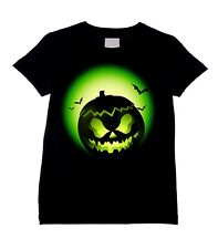 HALLOWEEN PUMPKIN KIDS T-SHIRT - Trick Or Treat Childrens Costume