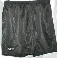 NEW WITH TAGS REEBOK COACHES MESH SHORTS 3 POCKETS