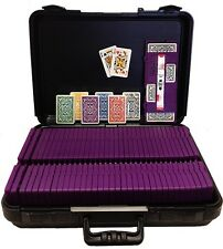 Bridge Duplicate Boards (1-36), Les Cartes Cards (36 decks) & Carry Case 6351