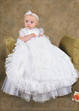 Lucy Christening Baptism Blessing Gown