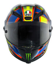 AGV CORSA 2013 WINTER TEST DOUBLE FACE - VALENTINO ROSSI - LARGE HELMET